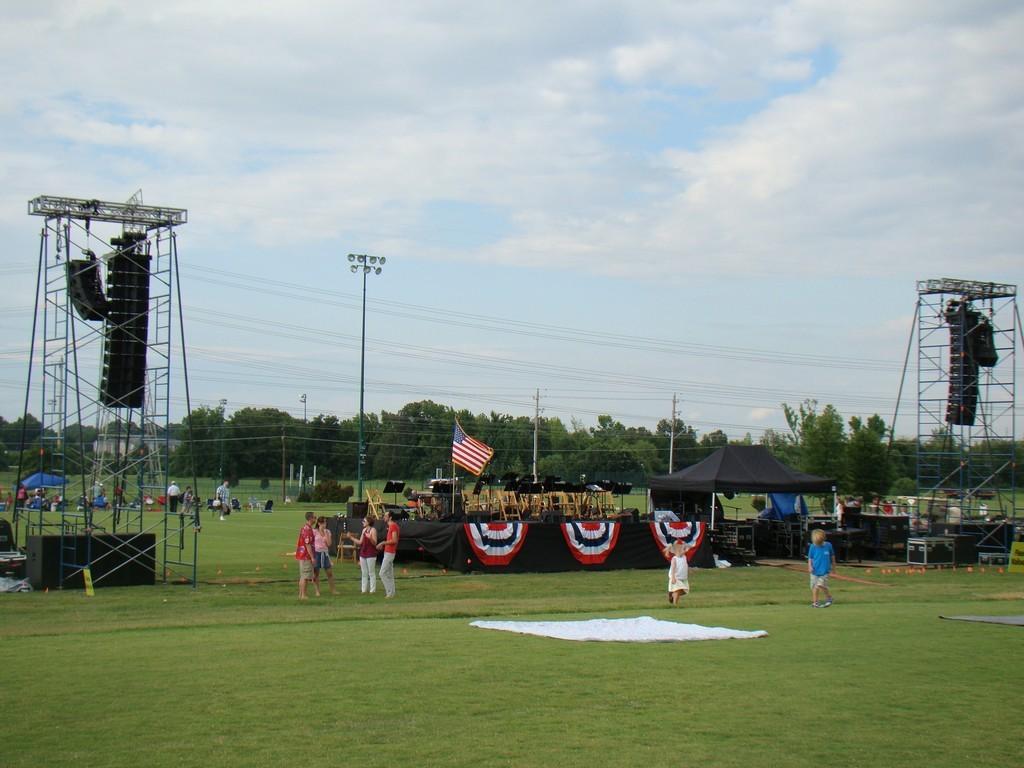 June 30, Bellevue, Memphis, TN
