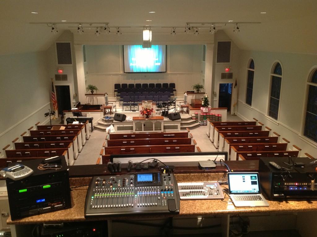 Malesus Baptist Church, Jackson, TN