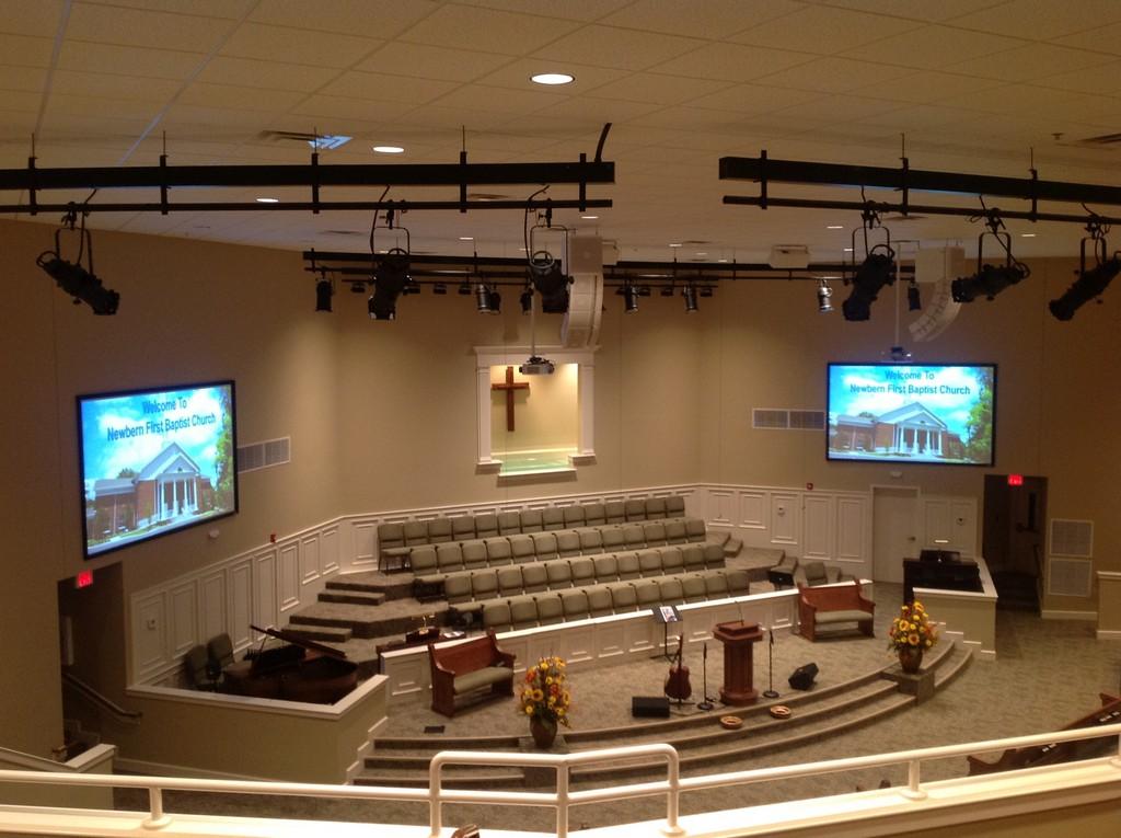 First Baptist Church, Newbern, TN