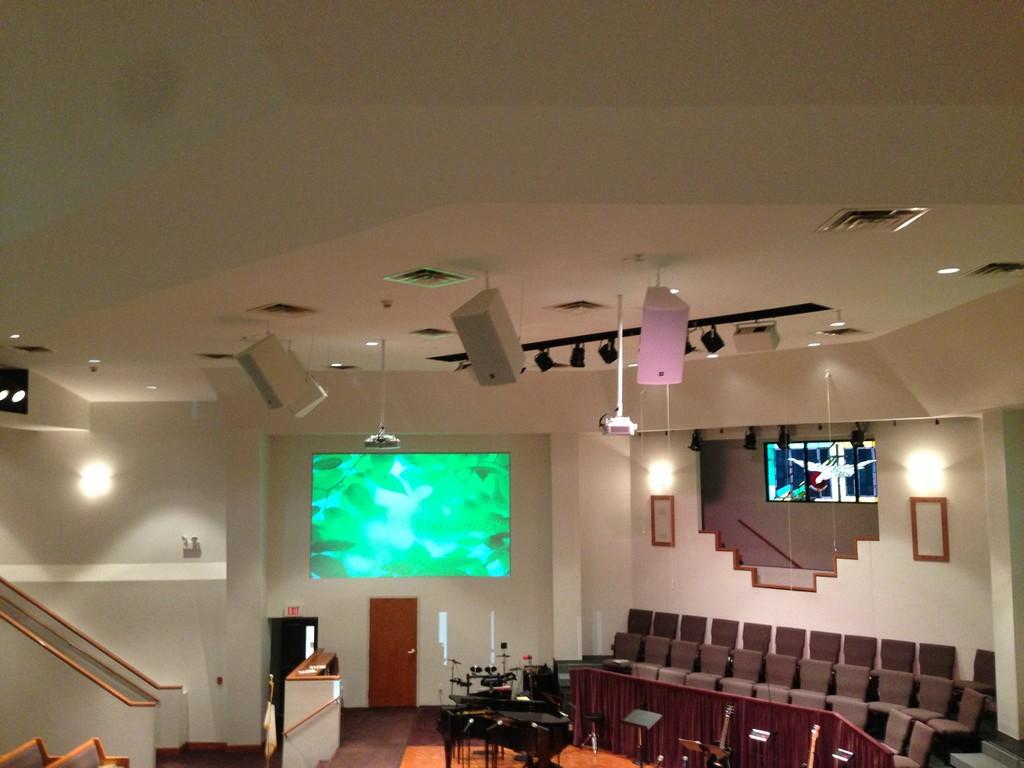 First Baptist Church, Troy, TN