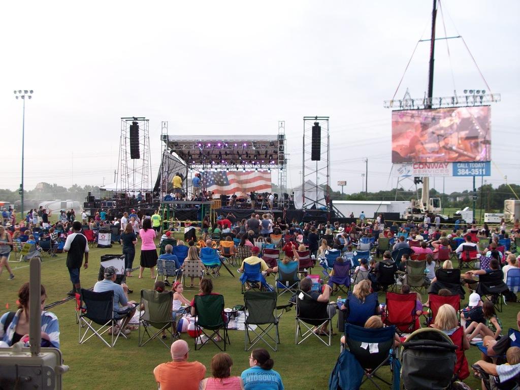 June 29, Bellevue, Memphis, TN