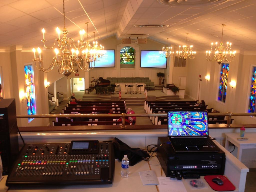 First Baptist Church, McKenzie, TN