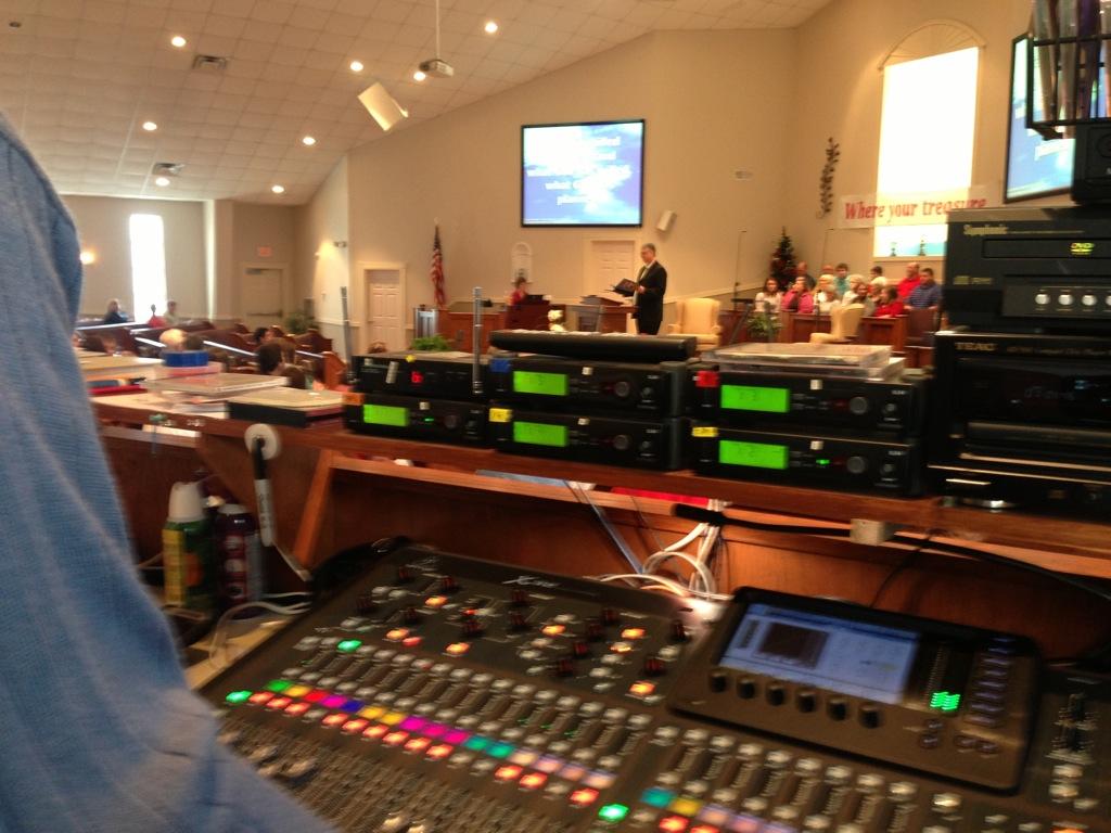 Pilot Oak Baptist Church, Pilot Oak, KY