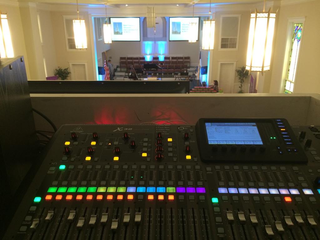 First Baptist Church, Dyer, TN