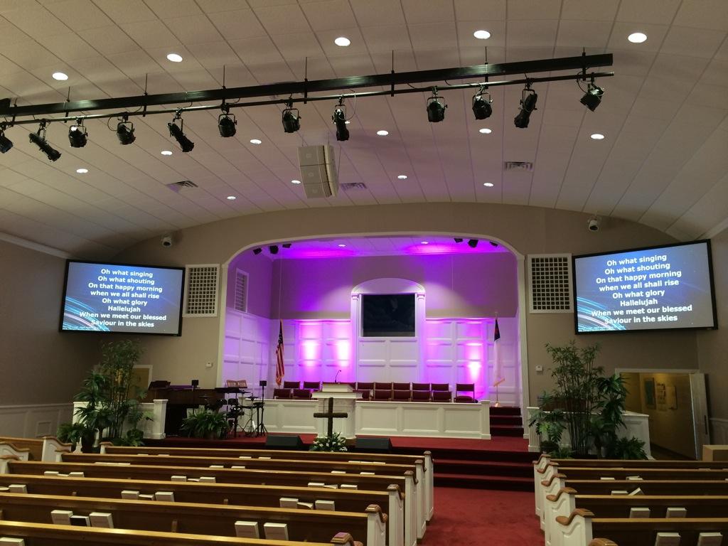 First Baptist Church, Kenton, TN