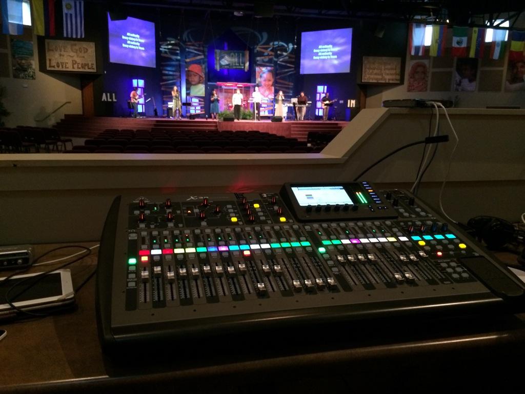 Northside Assembly of God Church, Jackson, TN
