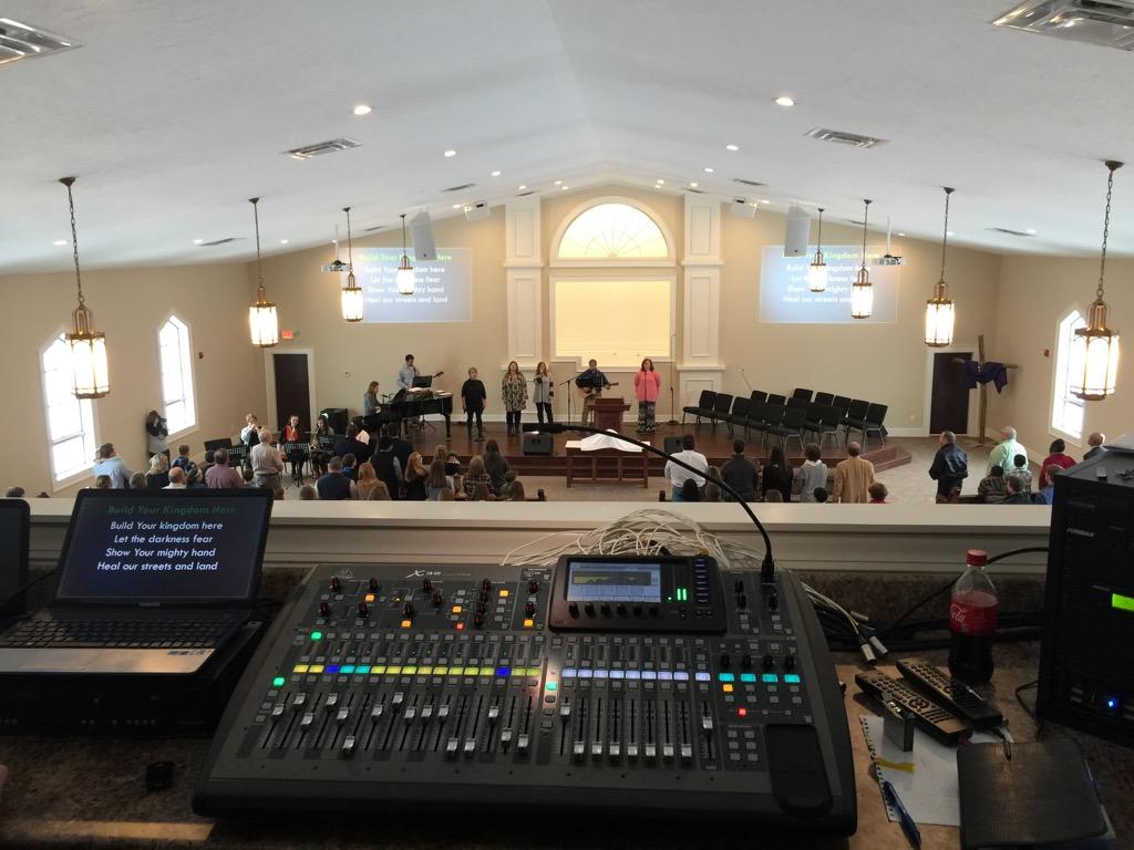 West Hickman Baptist Church, Hickman, KY