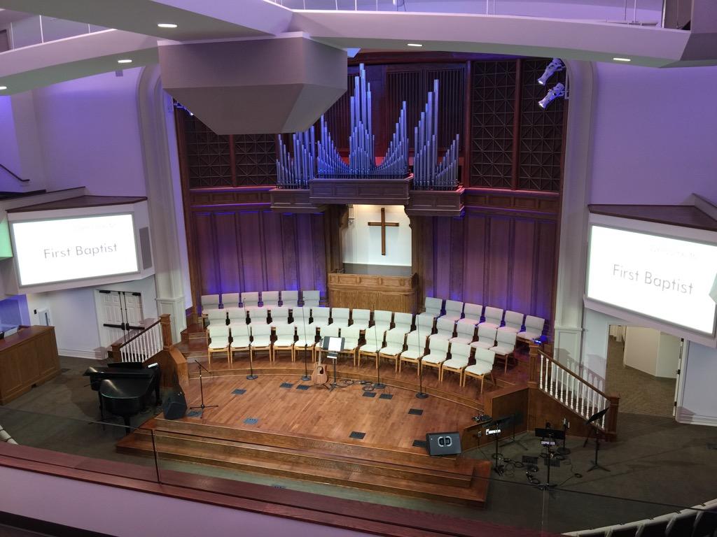 First Baptist Church, Dyersburg, TN