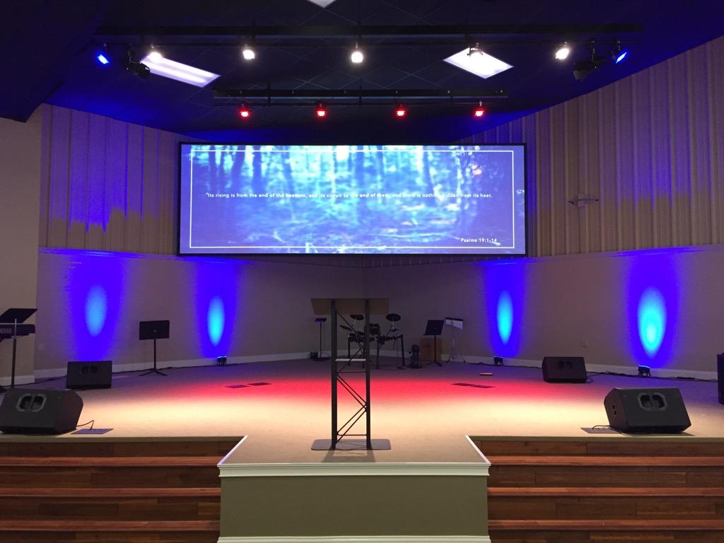 Calvary Baptist Church, Glascow, KY