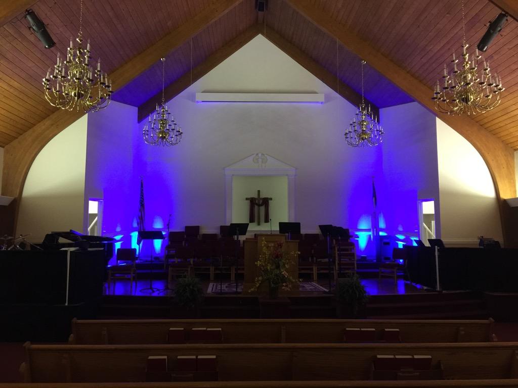 Calvary Baptist Church, Union City, TN