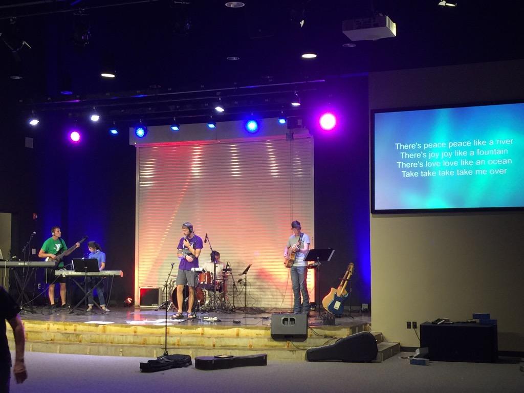 Underwood Baptist Church, Youth Worship Center, Florence, AL