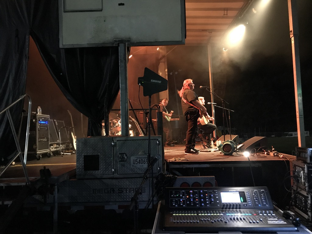 September 23, Bradford, TN