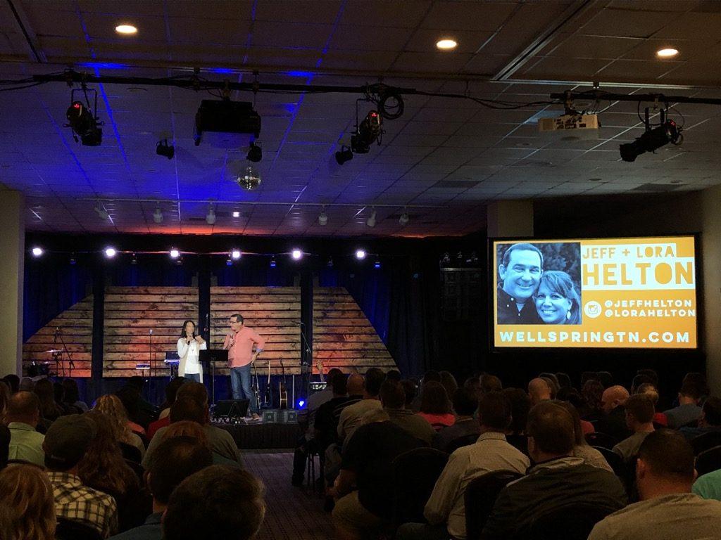 November 6 - 8, Gatlinburg, TN