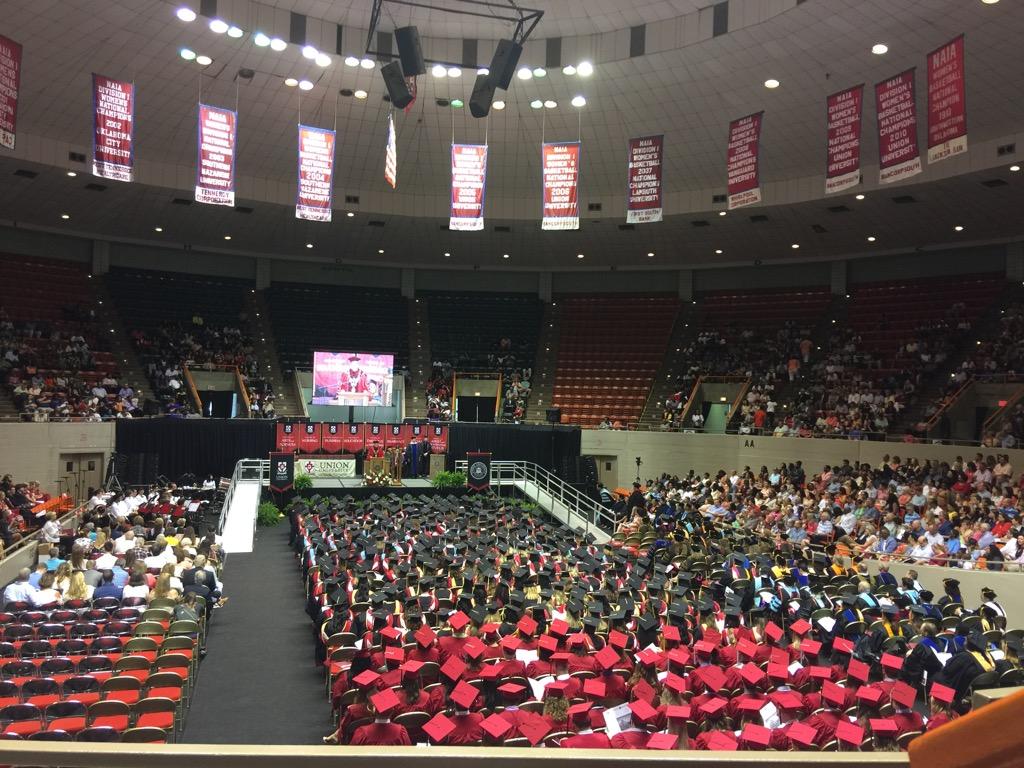 e 2018 05 19 Union University Graduation_03