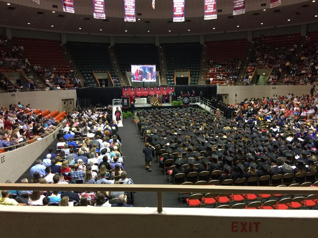 e 2018 05 19 Union University Graduation_10