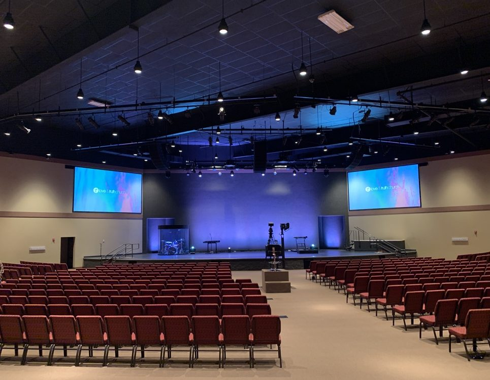 Love and Truth Church, Jackson, TN