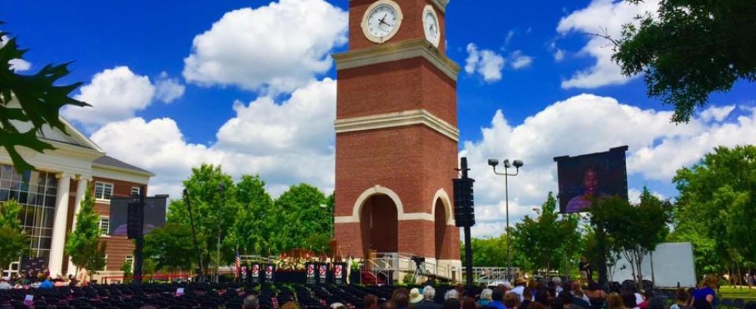 Union Graduation, 2016