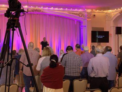 September 7 - 9, Bretton Woods, NH