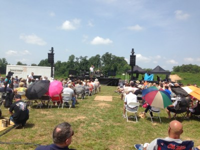 July 13, Jackson, TN